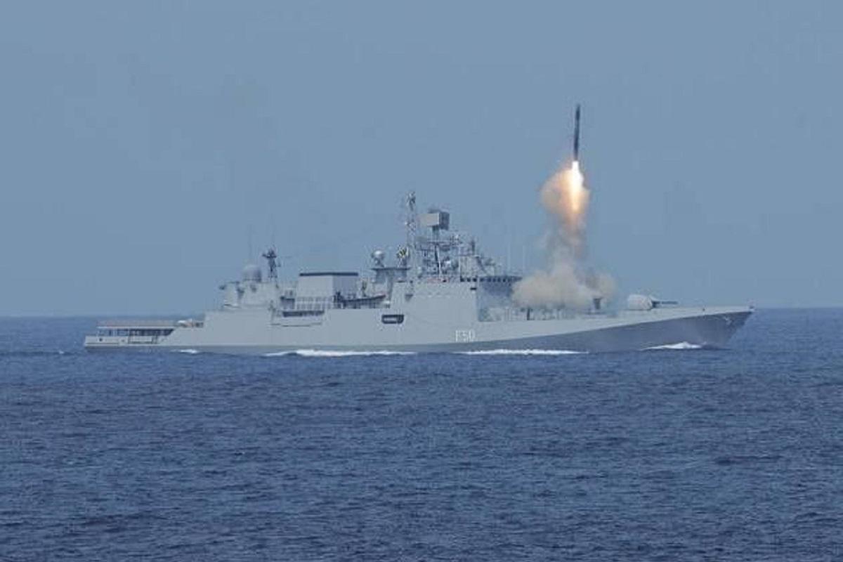 air battle at Sea, Indian Navy, IAF, US Navy