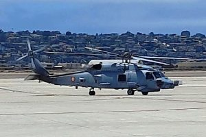 Indian Navy accepts first batch of two MH-60r Multi Role Helicopters