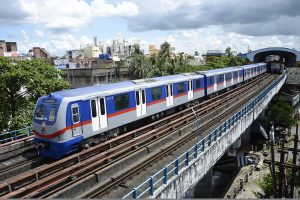 Metro relief for city after 2 months with few pvt. buses, steep fares