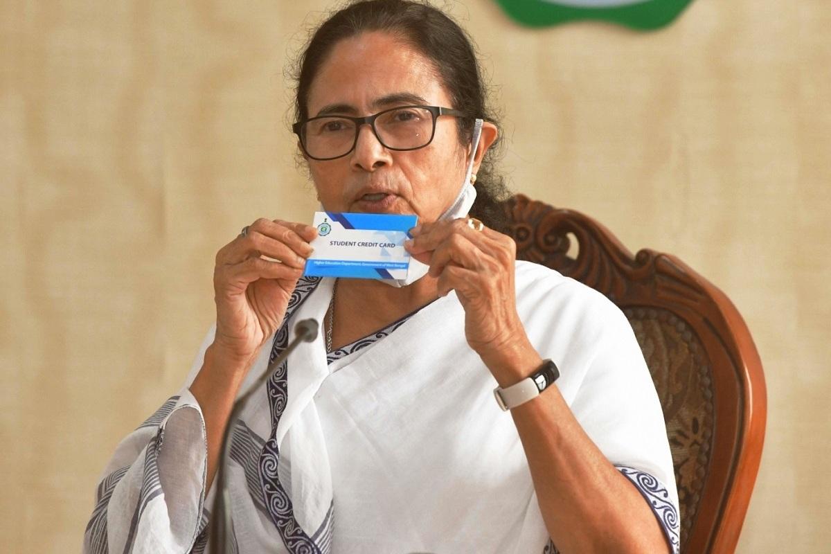 Students' credit card, Mamata Banerjee, education