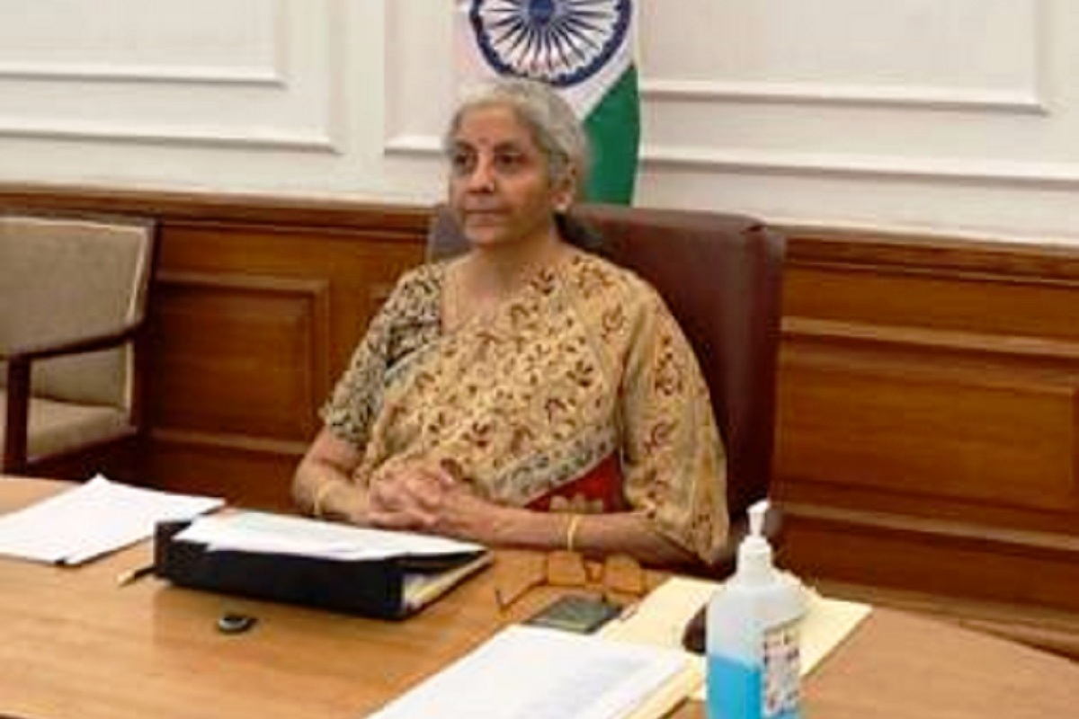 Nirmala Sitharaman, Third G20 Finance Ministers and Central Bank Governors meeting, FMCBG