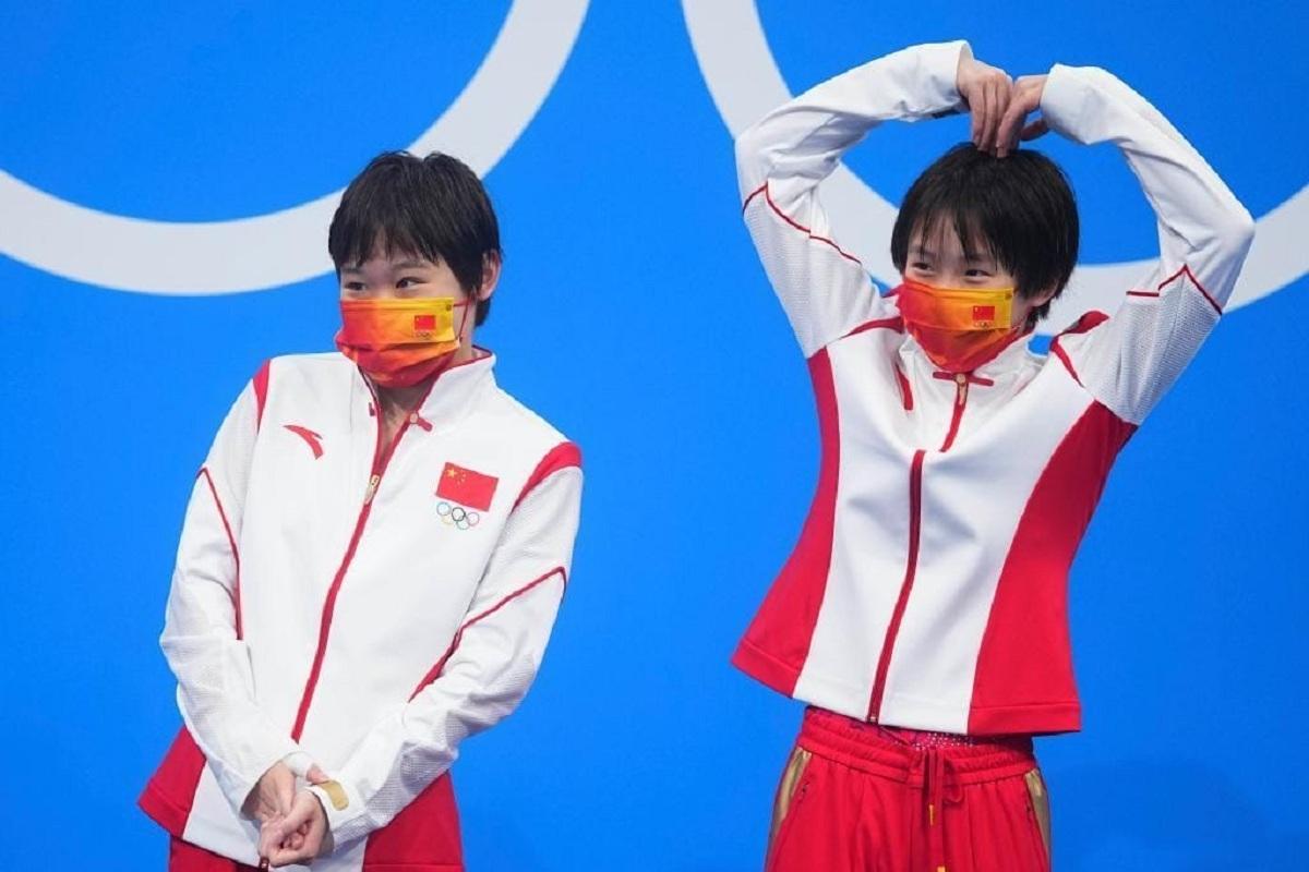 China, Olympic Games, Tokyo