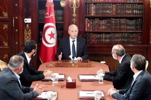 Rudderless Tunisia
