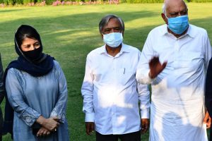 PAGD disappointed at centre not initiating CBMs to end 'atmosphere of suppression in Kashmir'