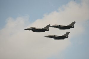 Rafale aircraft formally inducted into 101 SQN