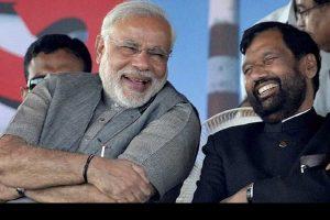 PM remembers late Ram Vilas Paswan on his birth anniversary