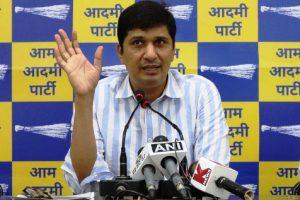 BJP MLA Anil Bajpai admits leaked audio clip belongs to him: Saurabh Bhardwaj