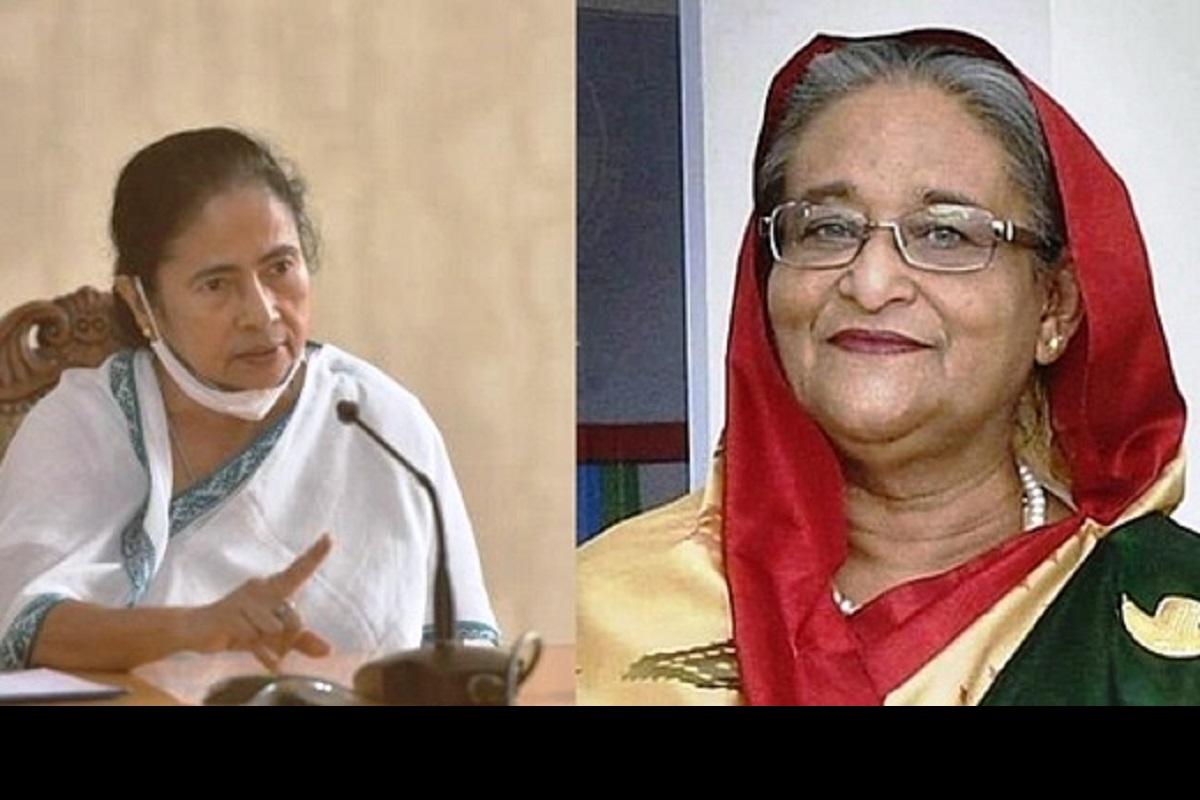 Sheikh Hasina, Mamata Banerjee, mangoes