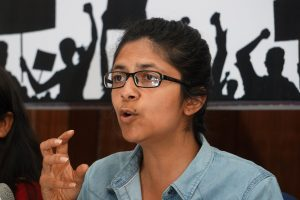 Kejriwal extends tenure of DCW Chief Swati Maliwal and team for third term