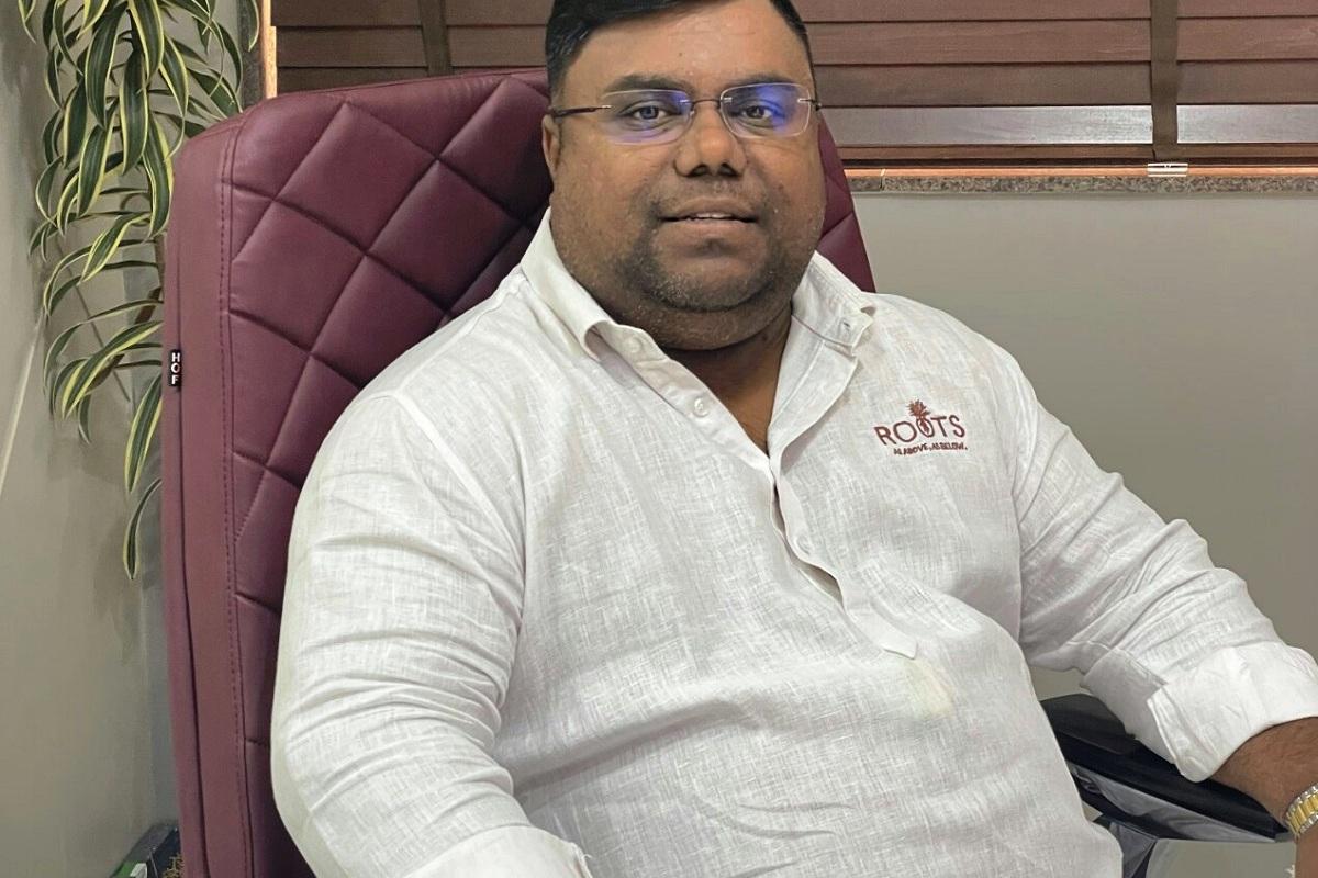 Tanuj Patel