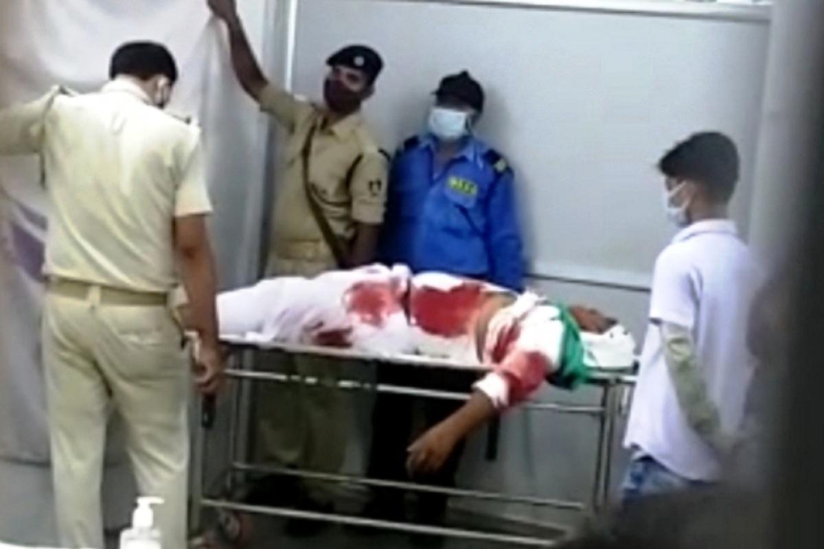 Odisha, gangster shot dead, Sheikh Hyder