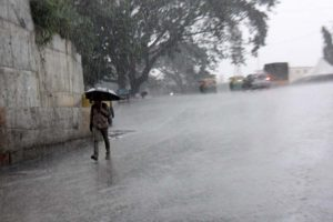Most Karnataka districts to receive heavy rainfall in next two days