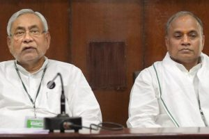 JDU president Singh could expel Bihar CM Nitish from party