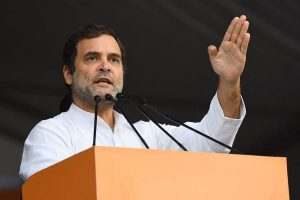Government clueless on how to handle China: Rahul