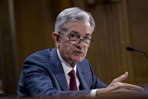 Inflation, though elevated, will moderate: Federal Reserve chairman