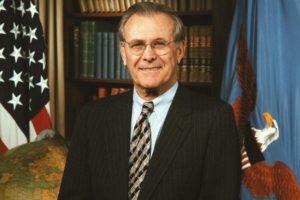 Former US Defence Secretary Donald Rumsfeld, chief architect of Iraq war, dies at 88