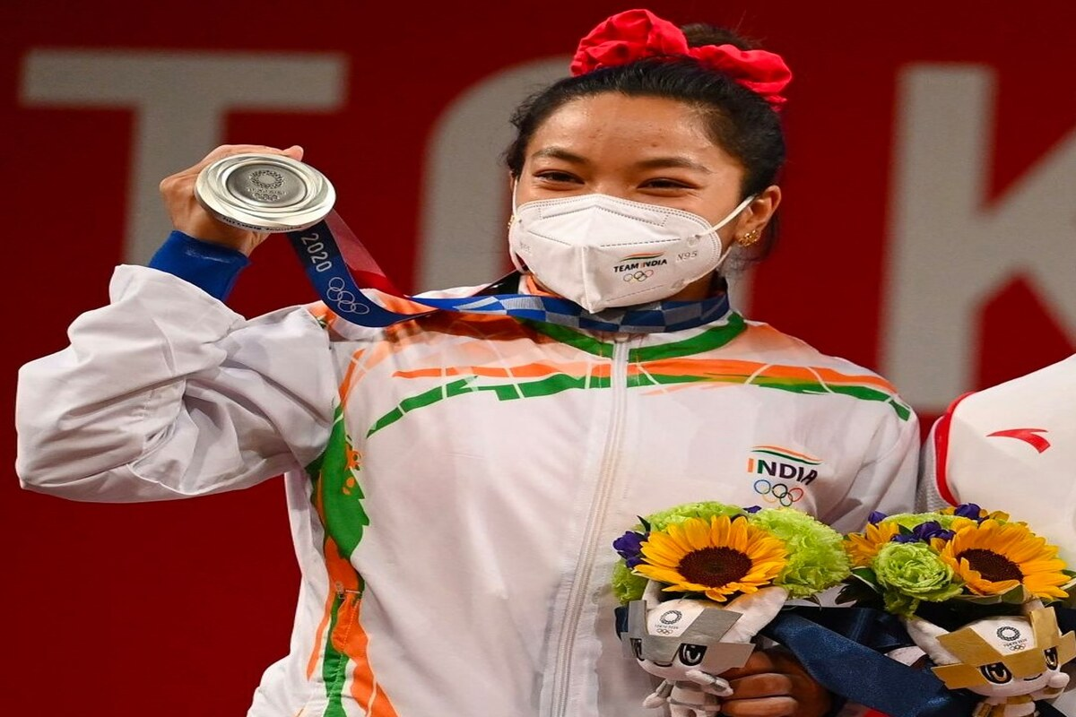 Saikhom Mirabai Chanu, Indian weightlifters, 2020 Tokyo Olympic Games
