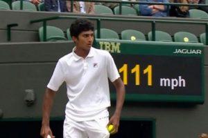 Wimbledon : Samir Banerjee wins boys' singles title