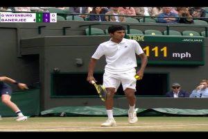 Samir Banerjee reaches boys singles final :Wimbledon