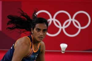 Olympics: PV Sindhu storms into the semis in badminton women's singles