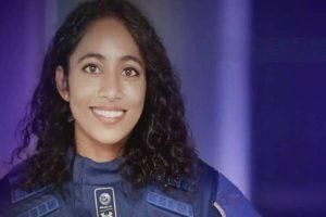 Bandla reaches space on board Virgin Galactic's VSS Unity 22