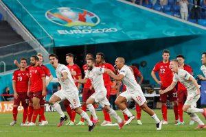 Euro 2020: Spain overcome Switzerland on penalties, reach semis