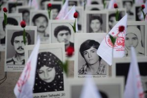 Sweden charges man over 1988 Iran prison massacre