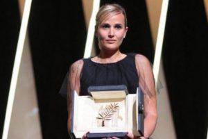 Titane wins top Palme d'Or prize at Cannes Film Festival