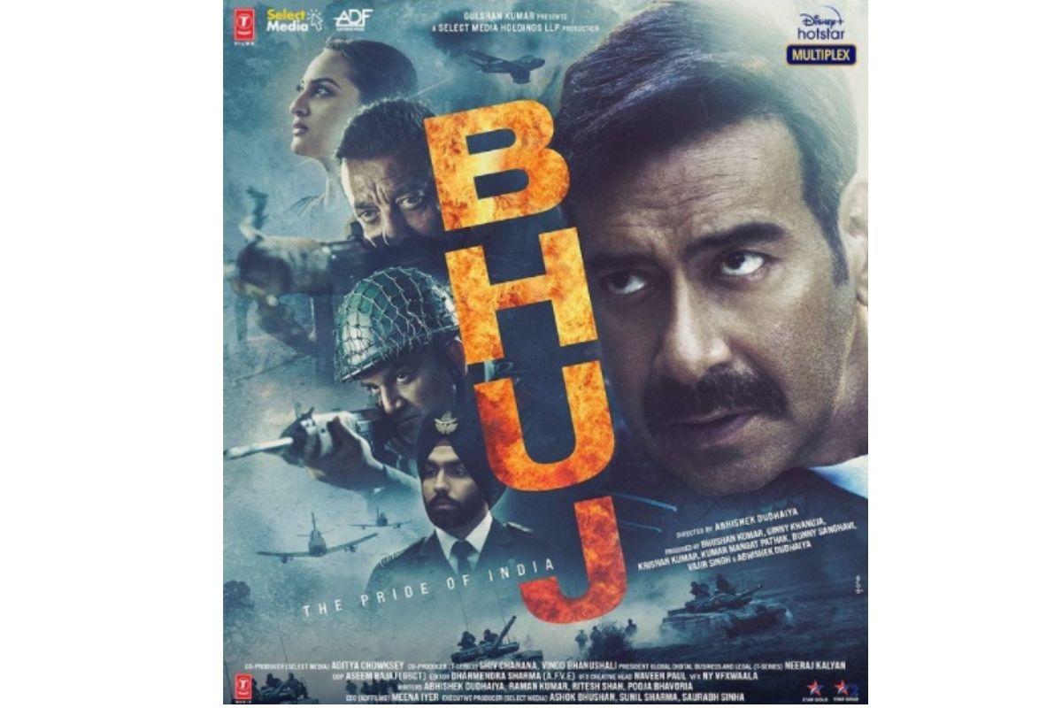 Bhuj: The Pride of India, Ajay Devgn, Sanjay Dutt