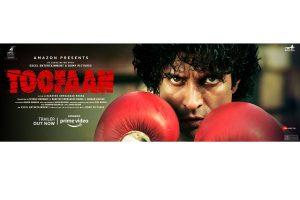 "Shahrukh Khan reviews Farhan Akhtar's Toofaan, says, ""We shld all try & make more films like this!"