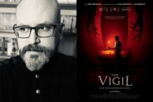 'The Vigil' director opens up on inspiration behind horror film