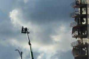 Florida condo collapse rescue efforts resume; demolition planned