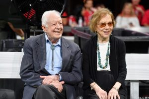 Jimmy, Rosalynn Carter mark 75 years of 'full partnership'
