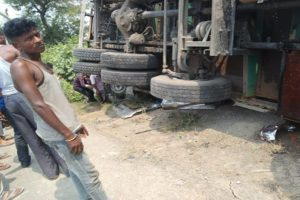 Five of a family killed in road accident