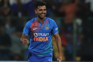 My job is to bat, not be bothered by all-rounder's tag: Chahar