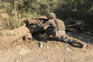 Top Lashkar commander among 2 terrorists killed in Shopian encounter