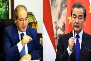 China, Syria vow to boost bilateral cooperation