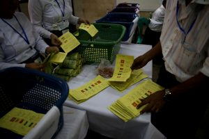 Results of 2020 Myanmar general elections cancelled