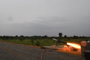Anti tank guided missile test fired in Odisha