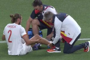 Olympics football: Spain have injury issues ahead of Argentina match