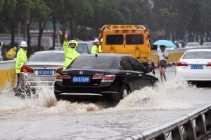 Rainstorms affect over 500K people in China