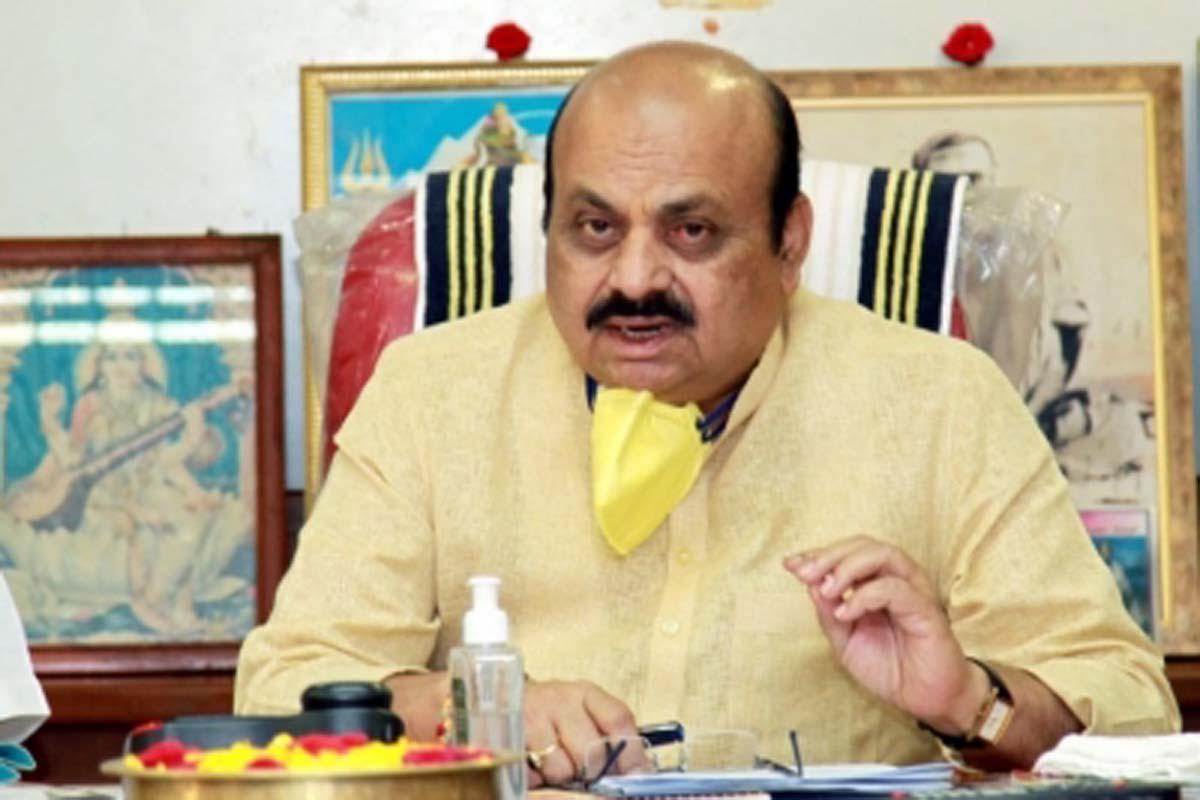 Political Diary, Karnataka, Basavaraj Bommai