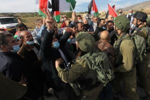 Palestine condemns 'Israeli killing of 2 Palestinians in West Bank'