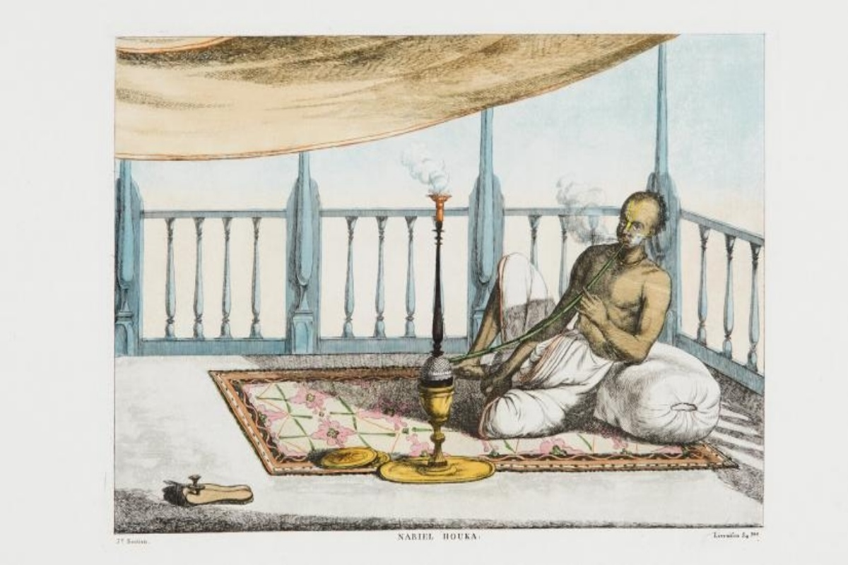 Baltazard Solvyns' 1790s etchings set 'The Hindus' to go on Delhi view.(photo:IANSLIFE)