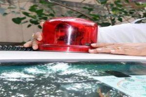 Kolkata Police clamps down on use of beacon lights