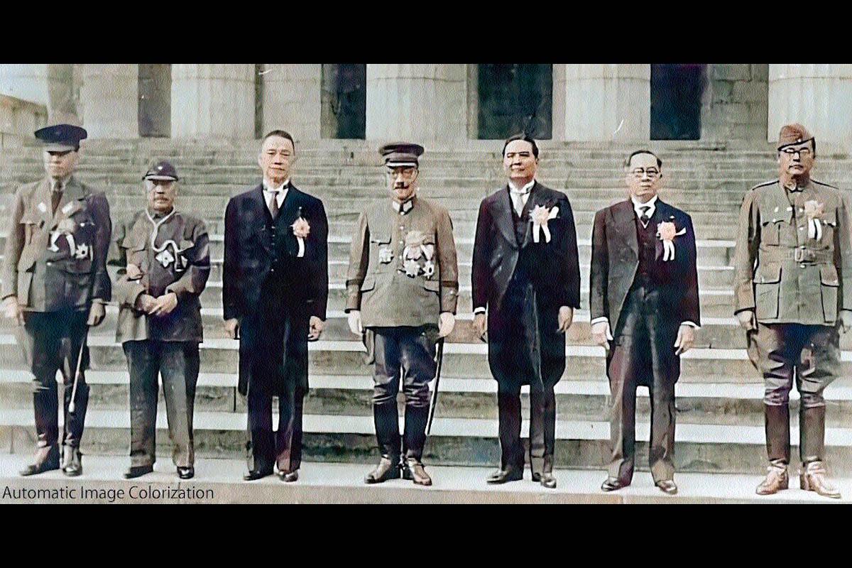 Bengal, Japan, Netaji Subhas Chandra Bose, Rash Behari Bose, Bengal, Hariprabha Mullick