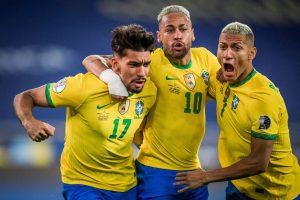 Brazil beats Chile at Copa America