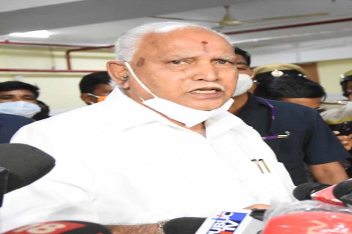 Yediyurappa, hint, resignation, July 26, BJP