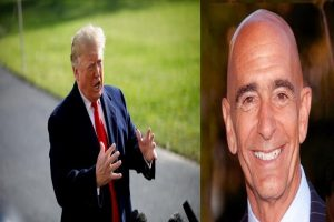Trump ally Barrack arrested on foreign lobbying charges