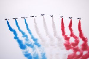 France celebrates Bastille Day under Covid shadow